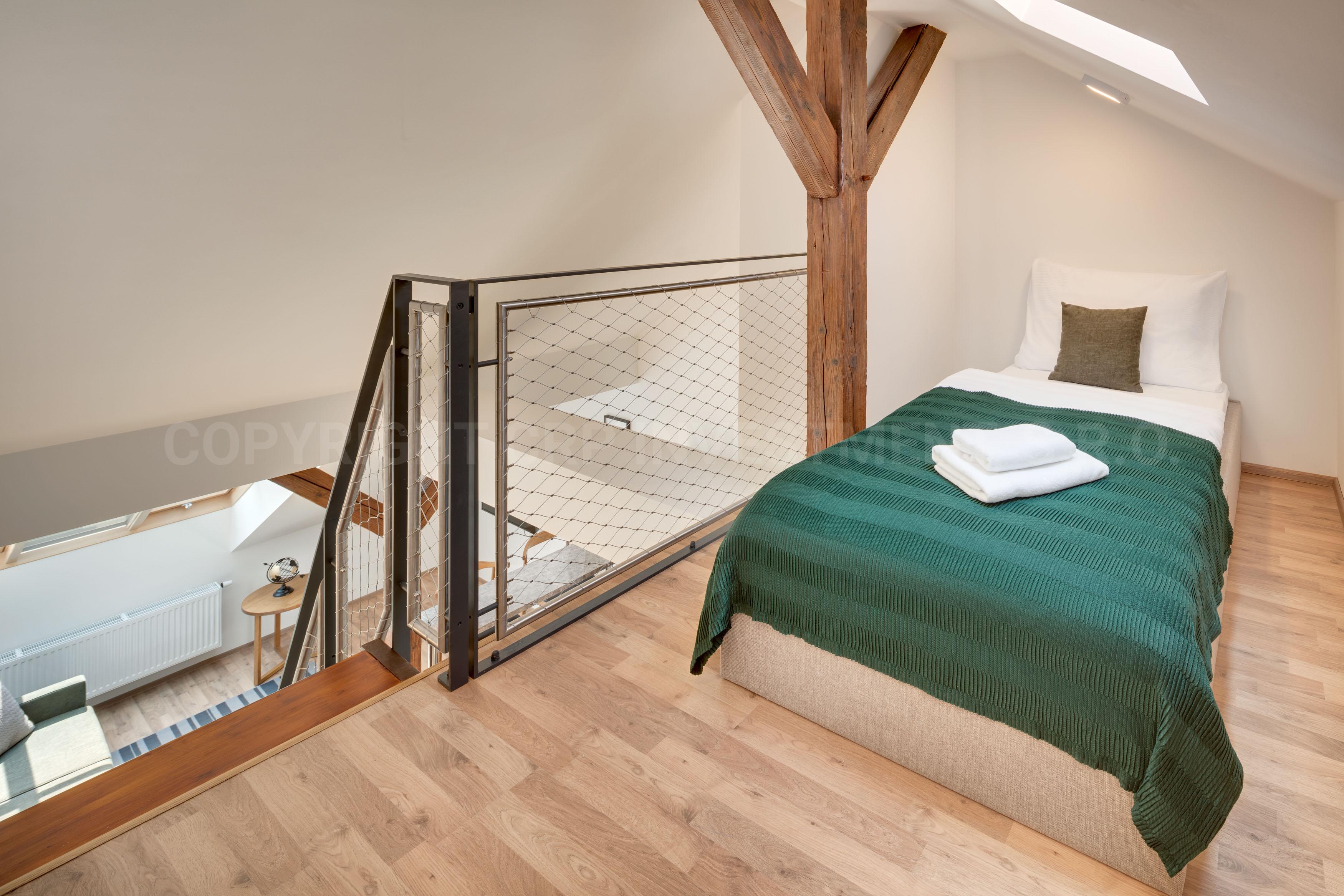 Краткосрочная аренда квартиры с обслуживанием в Праге