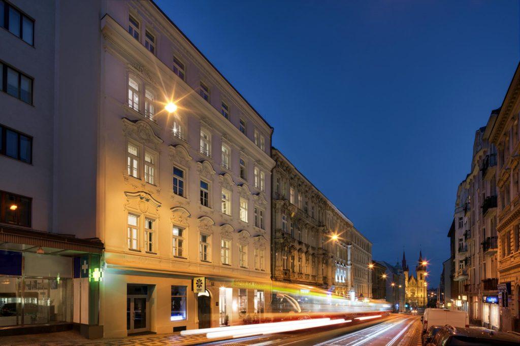 Апартаменты в аренду в Праге